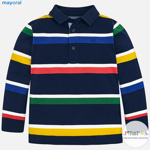 Polo Mayoral niño front