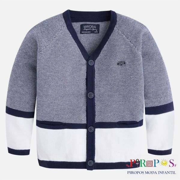 Cardigans Mayoral niño front